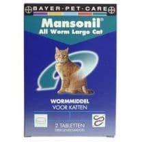 Mansonil|mandapotheek.nl